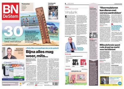 BN DeStem - Zeeuws-Vlaanderen – 25 juni 2020