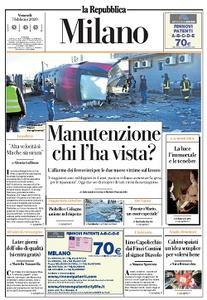 la Repubblica Milano - 7 Febbraio 2020