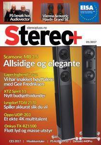 Stereo+ Nr.1 2017