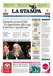 La Stampa Imperia e Sanremo - 20 Maggio 2019
