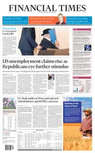 Financial Times Europe - July 24, 2020