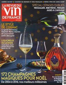La Revue du Vin de France - décembre 2020
