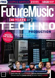 Future Music - July 2021