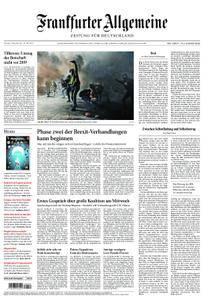 Frankfurter Allgemeine Zeitung F.A.Z. - 09. Dezember 2017