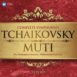 Riccardo Muti - Tchaikovsky: Complete Symphonies (2011)