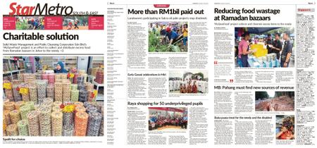 The Star Malaysia - Metro South & East – 21 May 2019