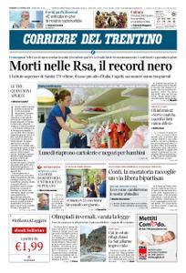 Corriere del Trentino – 19 aprile 2020