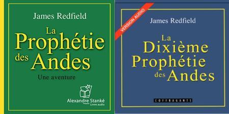 """James Redfield, """"La prophétie des Andes"""", tomes 1 et 2"""