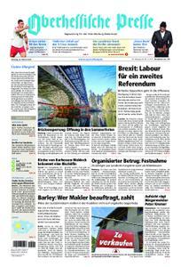 Oberhessische Presse Marburg/Ostkreis - 26. Februar 2019