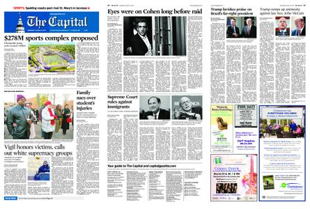 The Capital – March 20, 2019