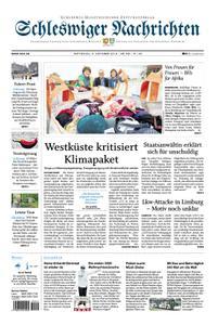 Schleswiger Nachrichten - 09. Oktober 2019