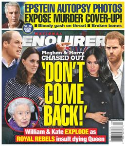 National Enquirer – January 27, 2020
