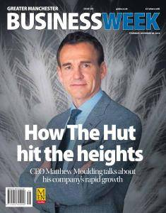 Greater Manchester Business Week - December 8, 2016