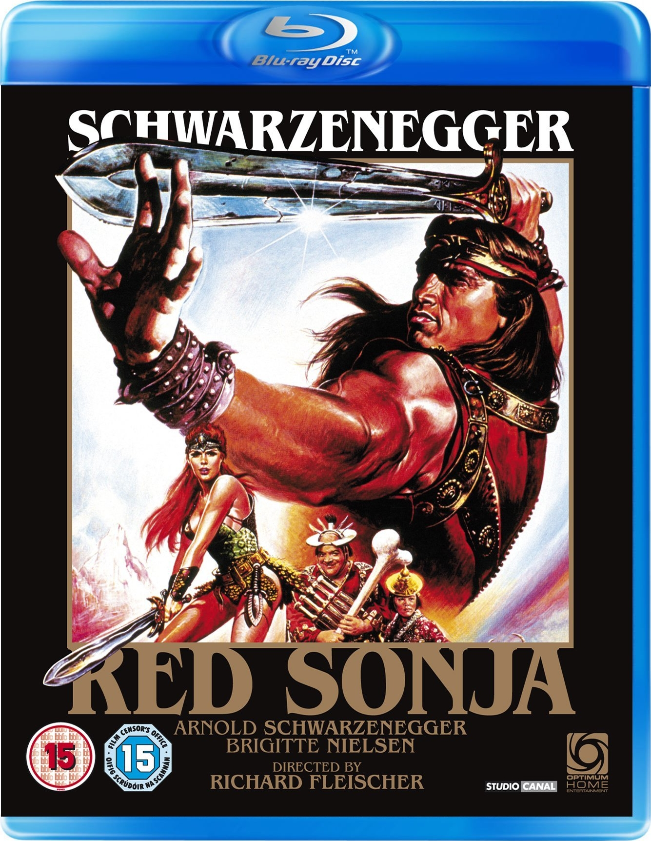 Red Sonja (1985) | Download from Rapidgator or 1Fichier