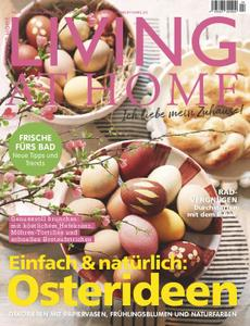 Living at Home – April 2021
