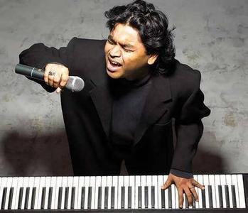 A.R. Rehman Rocking Music In Azhagiya Tamil Magan