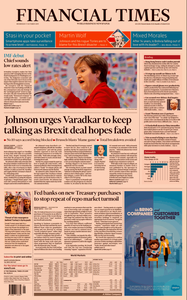 Financial Times UK – 09 October 2019