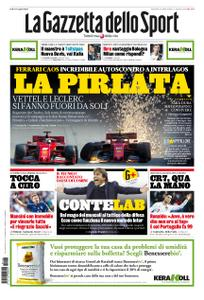 La Gazzetta dello Sport Sicilia – 18 novembre 2019