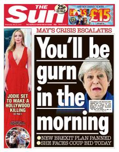 The Sun UK - 22 May 2019