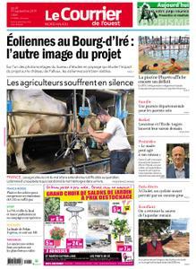 Le Courrier de l'Ouest Nord Anjou – 19 septembre 2019