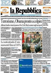 La Repubblica (31-12-09)