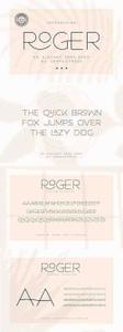 CM - Roger - An Elegant Sans Serif 3915403