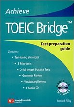 Achieve TOEIC Bridge: Test Preparation Guide with Audio CD