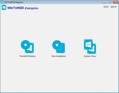 WinToHDD 3.8 Release 1 Multilingual Portable