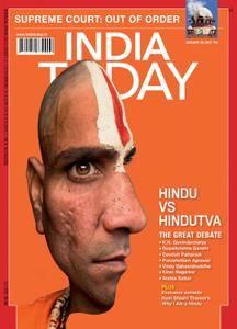 India Today - January 19, 2018