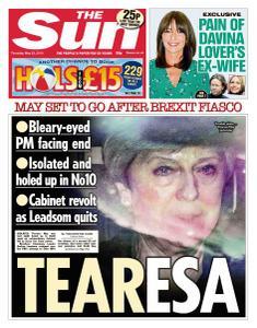 The Sun UK - 23 May 2019