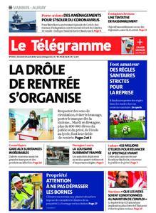 Le Télégramme Auray – 28 août 2020