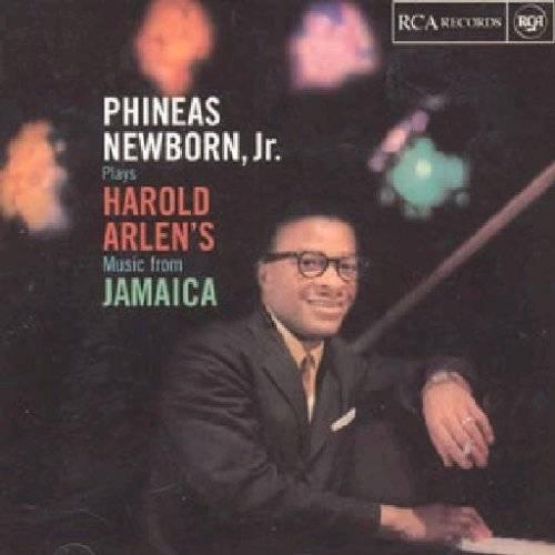 Phineas Newborn - Plays Jamaica (1957)