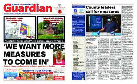 Winsford and Middlewich Guardian – October 01, 2020
