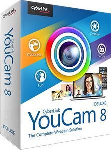 CyberLink YouCam Deluxe 8.0.1708.0