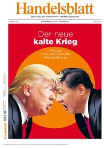 Handelsblatt - 09. August 2019