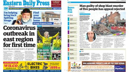 Eastern Daily Press – March 06, 2020