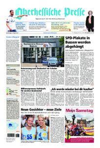 Oberhessische Presse Marburg/Ostkreis - 31. August 2017