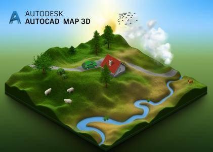Autodesk AutoCAD MAP 3D 2019.0.1