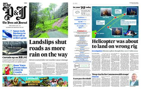 The Press and Journal Moray – August 09, 2019