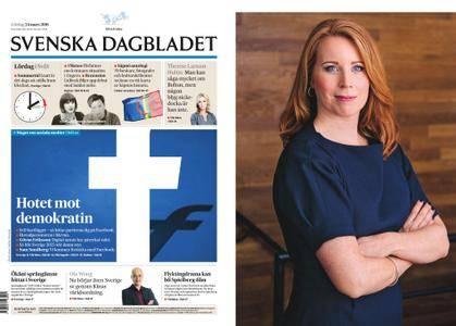 Svenska Dagbladet – 24 mars 2018