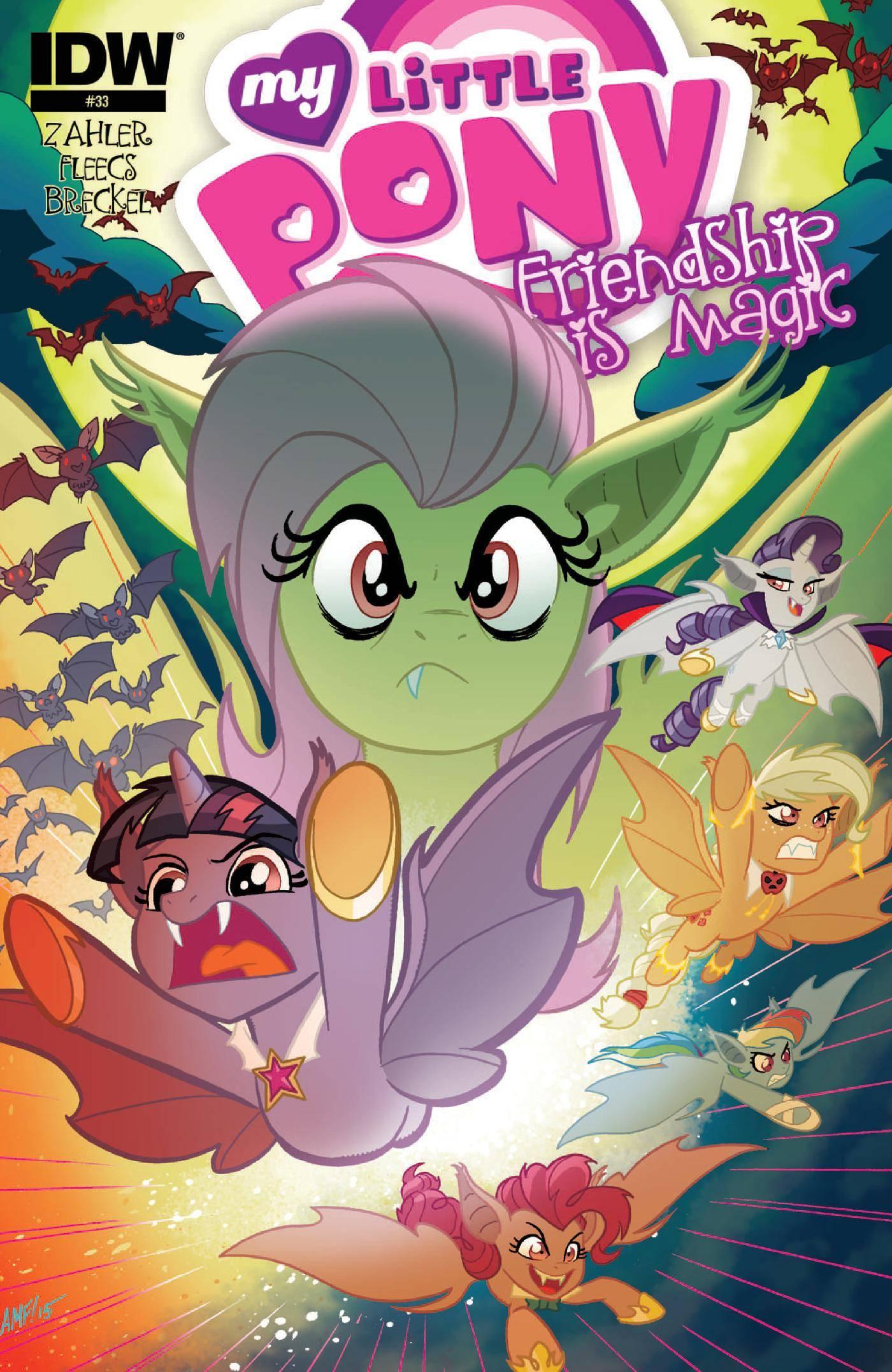 My Little Pony - Friendship Is Magic 033 2015 digital