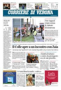 Corriere di Verona – 10 dicembre 2019
