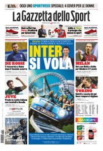 La Gazzetta dello Sport Cagliari - 10 Aprile 2021