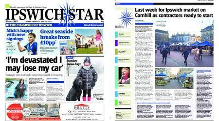 Ipswich Star – January 22, 2018