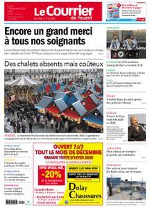 Le Courrier de l'Ouest Angers – 07 décembre 2020