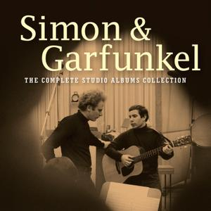 Simon & Garfunkel - The Complete Studio Albums Collection (2015) Combined RE-UP