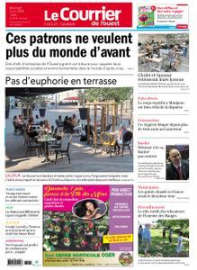 Le Courrier de l'Ouest Cholet – 03 juin 2020