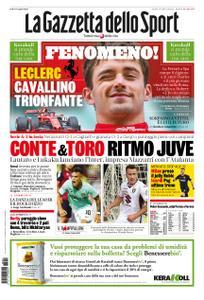 La Gazzetta dello Sport Roma – 02 settembre 2019