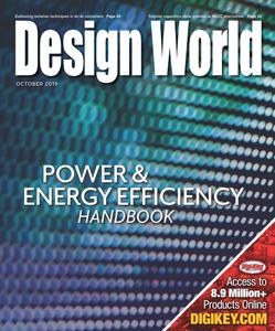 Design World - Power & Energy Efficiency Handbook October 2019