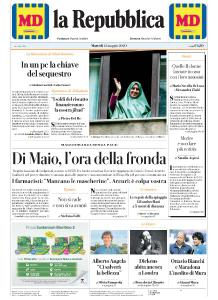 La Repubblica - 12 Maggio 2020
